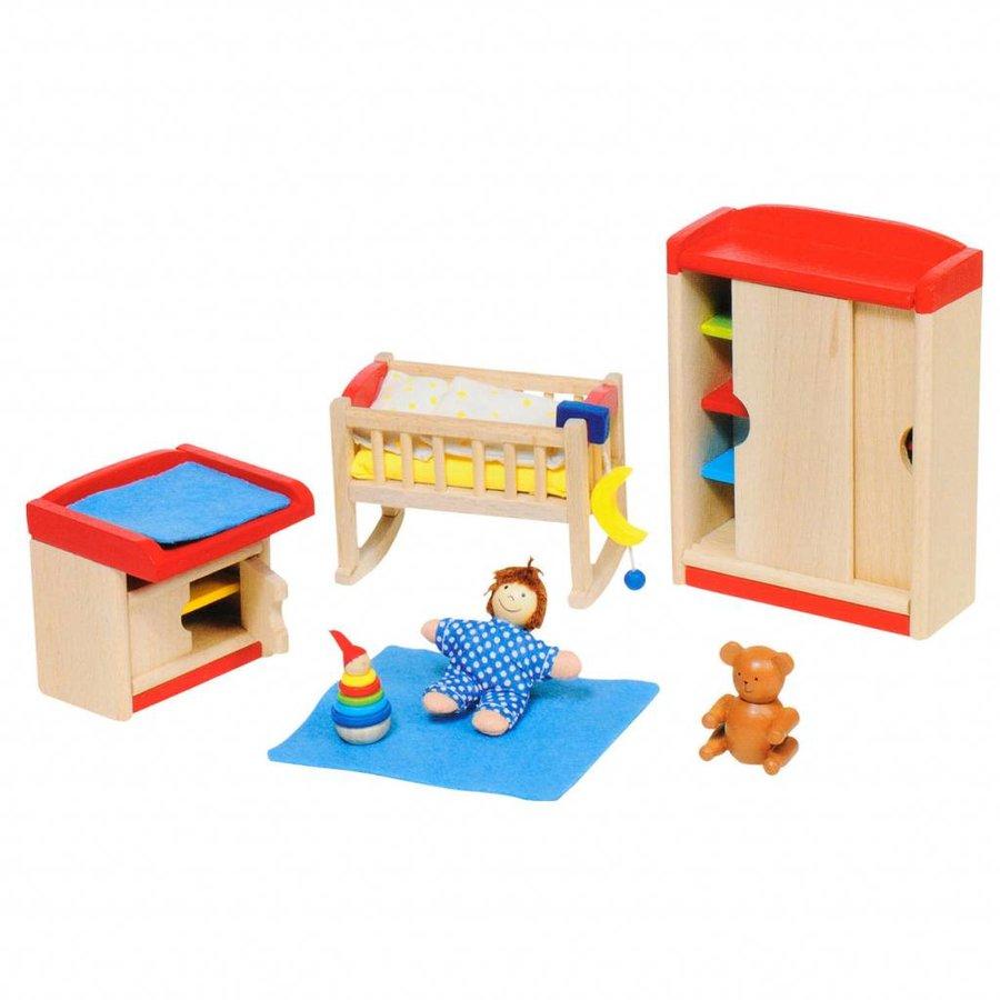 Babykamer voor Poppenhuis-1