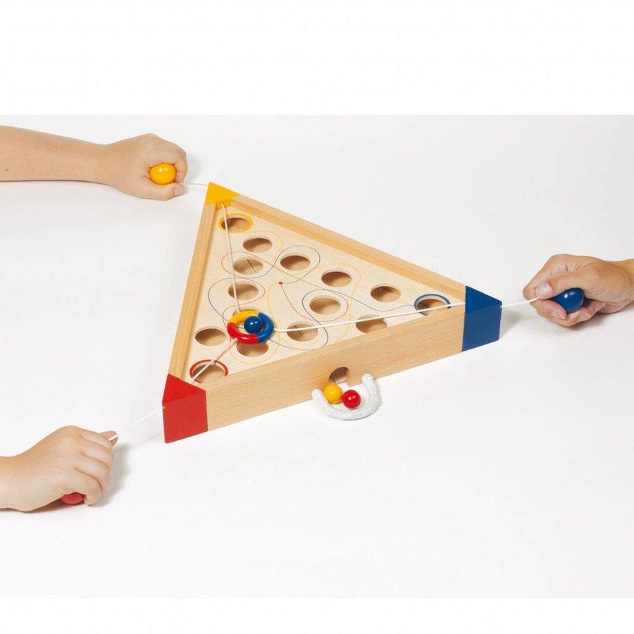 Samenwerkingsspel Hout-3
