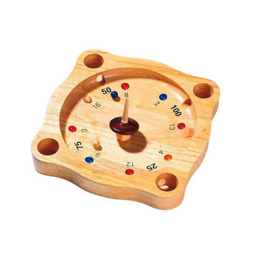 Houten Tiroler Roulette-1