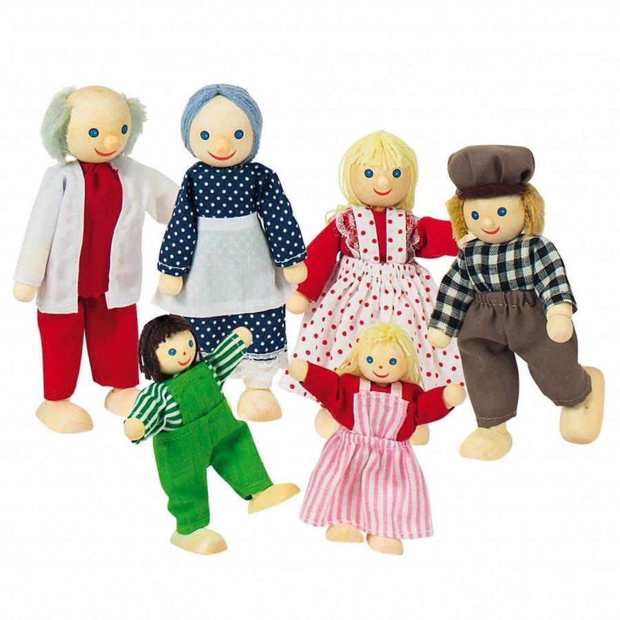 De Boeren Poppenhuis Familie-1