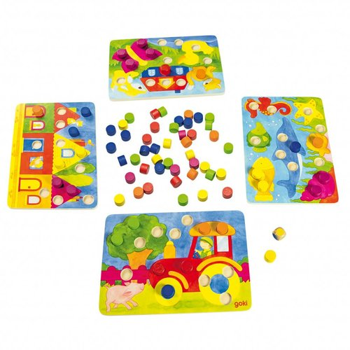 Kleurrijk Spel