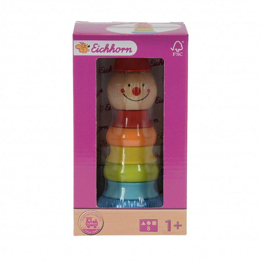 Eichhorn Stapel Clown-2