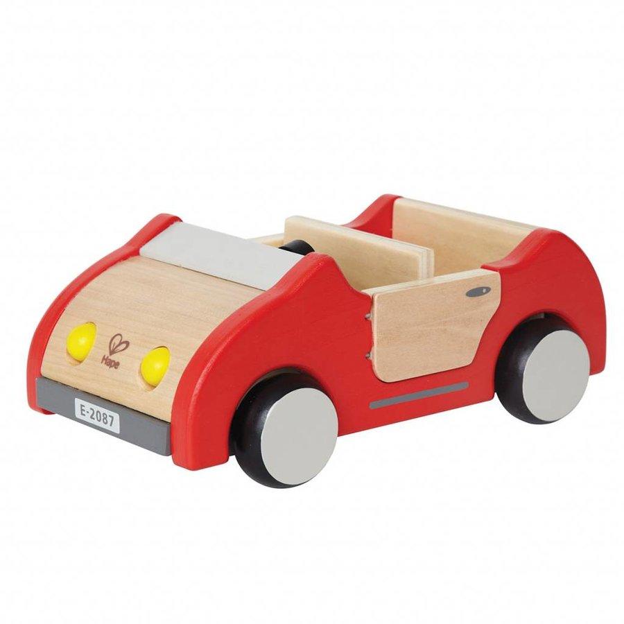 Hape Poppenhuis Auto-3