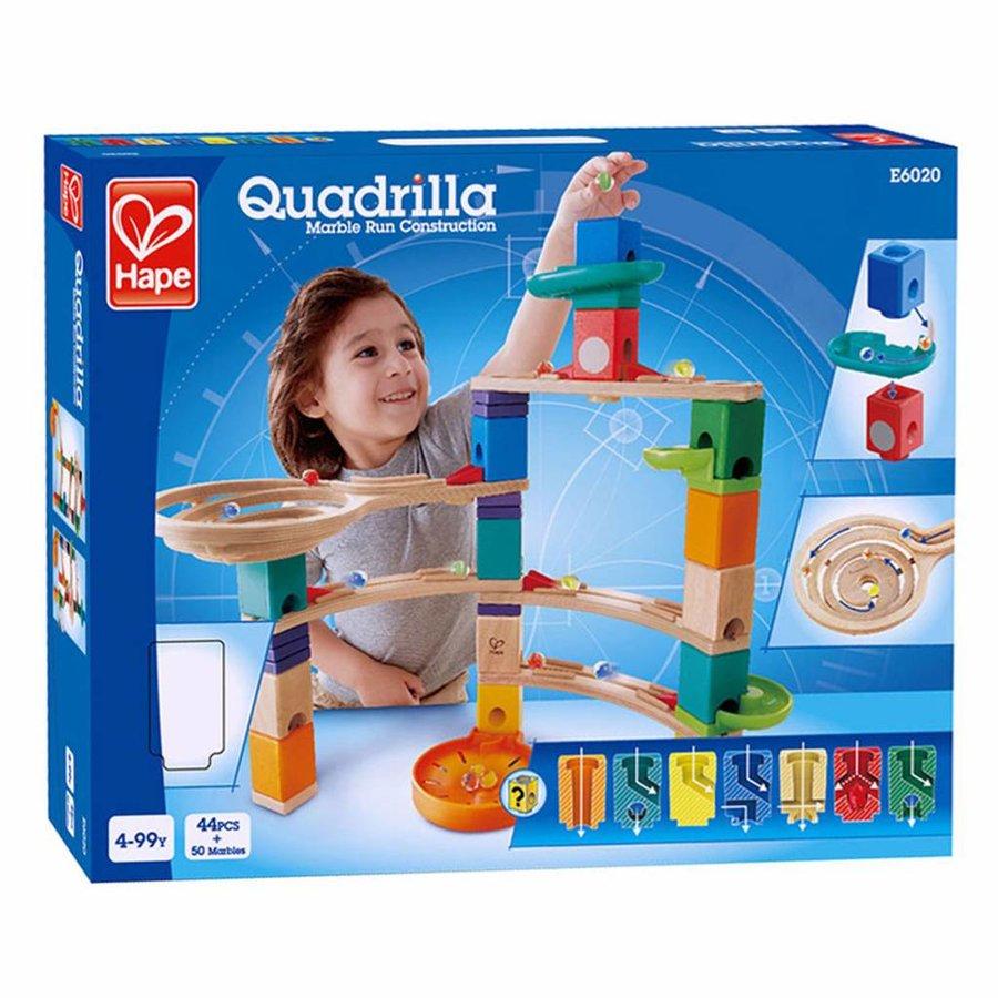Quadrilla Houten Knikkerbaan - Cliffhanger-2