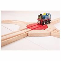 thumb-Houten Rails - 4-richting Draaiplateau-2