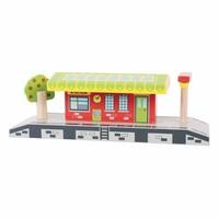 thumb-Houten Rails - Dorpsstation-1