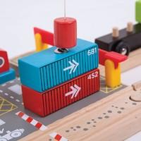 thumb-Houten Rails - Container Scheepswerf-4
