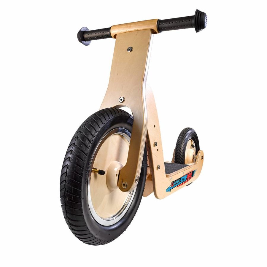 Acrobat Houten StepBike, 2in1-3