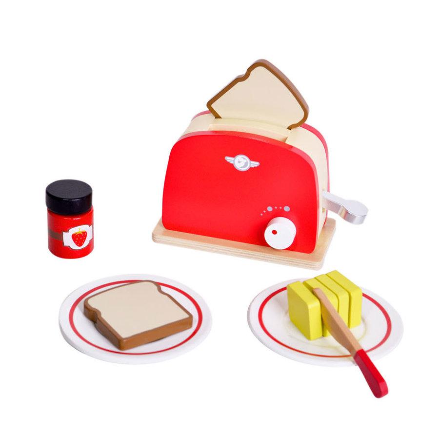 Classic World Houten Broodrooster, 12dlg.-1