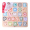 Classic World Houten Puzzel Alfabet, 27st.