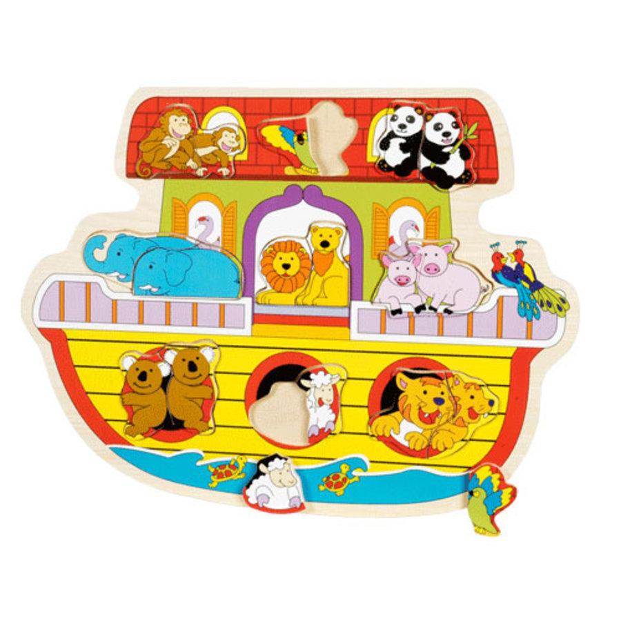 Puzzel Ark van Noach Groot-1