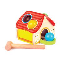 thumb-Houten Hamerspel Huis-1