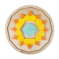 thumb-Classic World Houten Mandala Puzzel, 72st.-5