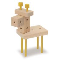 thumb-Matador Maker MXL Constructieset Hout, 350dlg.-5