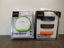 Sony Smartband + Wrist straps