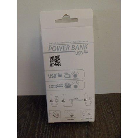 Powerbank 2200MAH