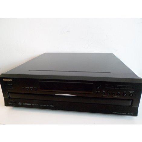 Onkyo DX-C390 6 CD-Wisselaar   MET DEFECT
