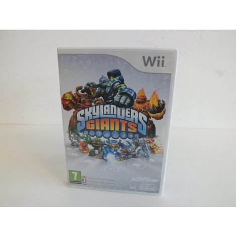 Skylander Giants | Wii game