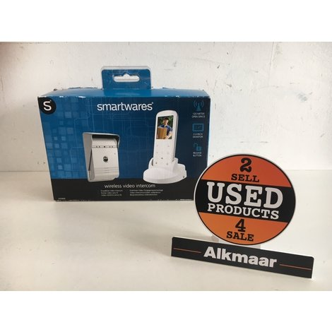 Smartwares VD36W Wireless intercom | NIEUW!