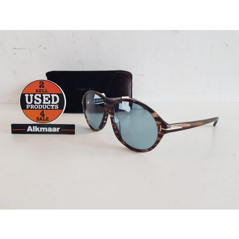 Tom Ford Tyler TF393 dameszonnebril | maat 60-14