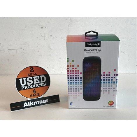 Wm Colorwave XL BT speaker   NIEUW
