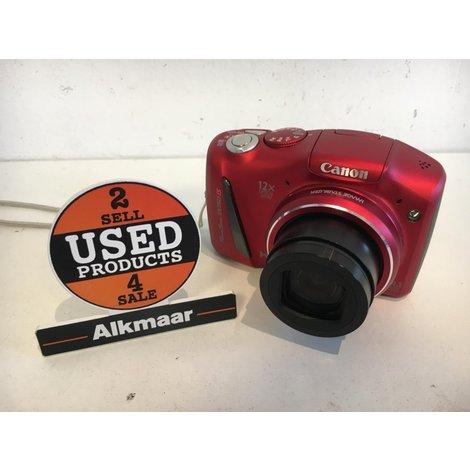 Canon Powershot SX150IS 14.4 Megapixel | 12x optische zoom