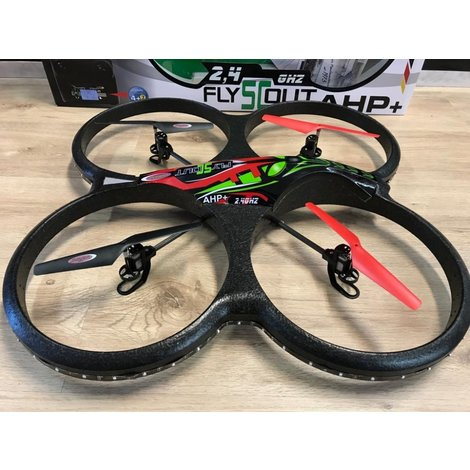 Jamara Flyscout AHP Compass LED Camera Drone | NIEUW!