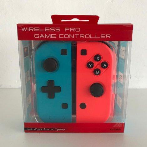 Nintendo Switch Joy Con rood blauw   third party   NIEUW!