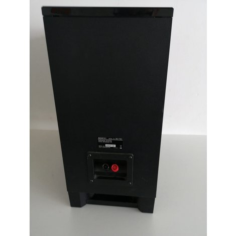 Sony SS-ITW1 subwoofer | gebruikt