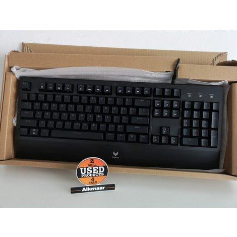 Rapoo v730L mechanisch Gaming toestenbord   NIEUW