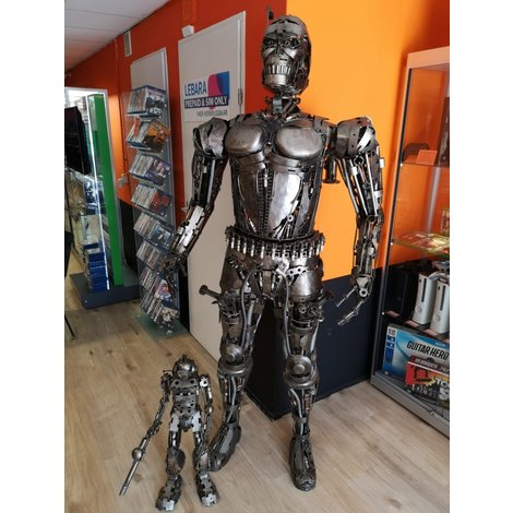 Scrap Metal Kunst Standbeelden | Metal Art