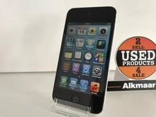 Apple Apple iPod Touch 4 8GB Zwart   gebruikt