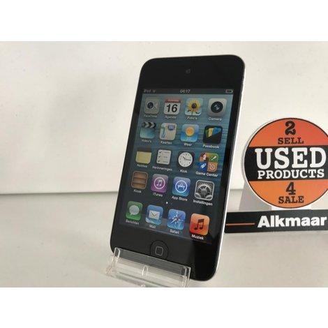 Apple iPod Touch 4 8GB Zwart   gebruikt