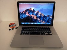 Apple Macbook Pro 15 2011 | Core i7 | 4GB RAM | 500GB HDD | nette staat