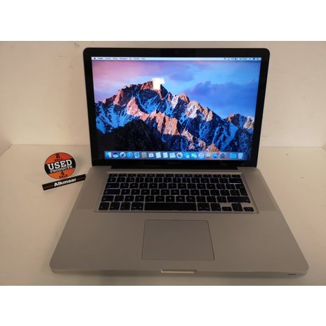 Macbook Pro 15 2011 | Core i7 | 4GB RAM | 500GB HDD | nette staat