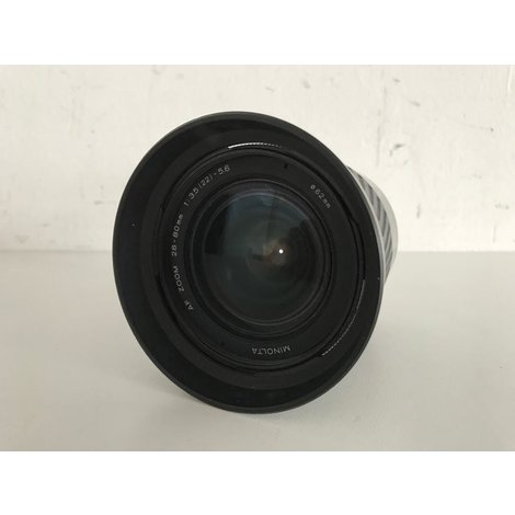 Minolta AF zoomlens 28-80mm | Nette staat