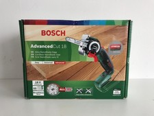 Bosch Bosch accuzaag AdvancedCut 18V | Body | NIEUW in doos!