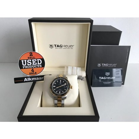 Tag Heuer Aquaracer Calibere 5 automatic   nette staat
