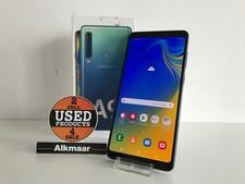 Samsung Samsung Galaxy A9 128GB Lemonade Blue | Compleet in doos