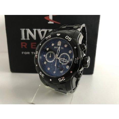 Invicta Pro Diver 0076 herenhorloge zwart | Compleet in doos