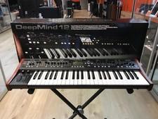 Behringer Behringer DeepMind 12 Midi keyboard   NIEUWSTAAT!   Compleet in doos