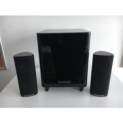 Harman Kardon HKTS 210 Sub + speakers | 2.1 kanaals | Nette staat