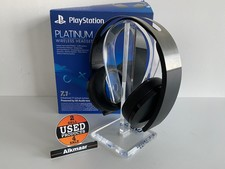 Sony Playstation 4 Platinum wireless headset | In nette staat!