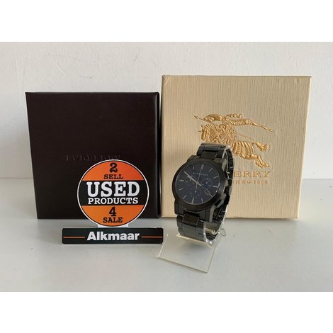 Burberry BU9365 herenhorloge  | compleet in doos