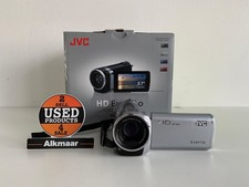 JVC JVC HD Everio Camcorder | Compleet in doos!