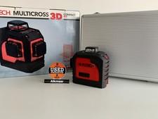 Futech Futech Multicross Compact 3D kruislijnlaser | NIEUW