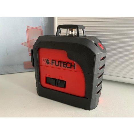 Futech Multicross Compact 3D kruislijnlaser | NIEUW