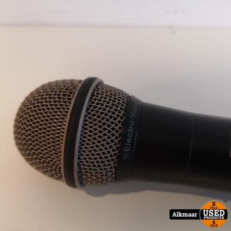 Electro Voice PL22 draadloze microfoon | Nette staat
