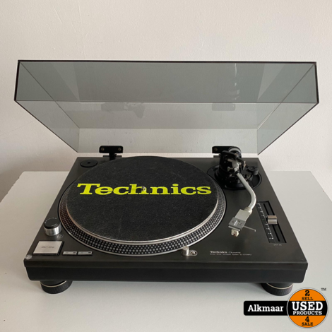 Technics SL-1210 MK2 Direct Drive Turn Table System | In nette staat!