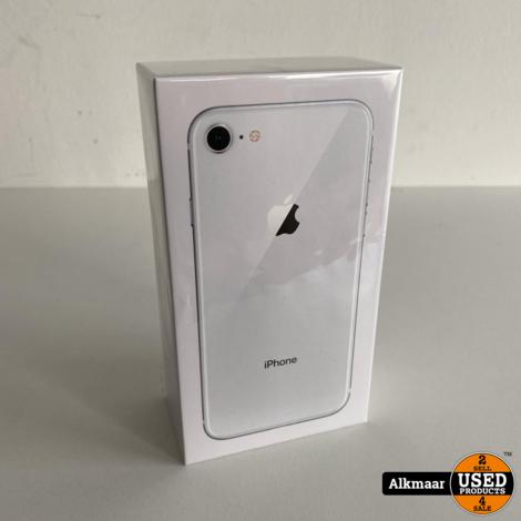 Apple iPhone 8 64GB Zilver | NIEUW in SEAL!